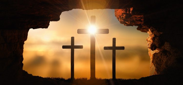 Where Happiness Begins: An Easter Poem